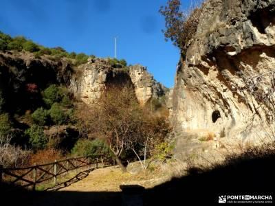 Cancho de la Cabeza-Patones; pueblos de toledo con encanto singles madrid con niños cañon del rio